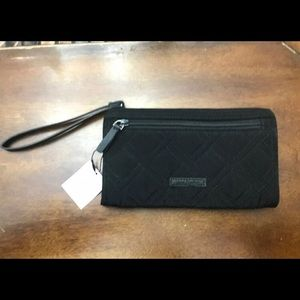 Vera Bradly Black Hand wallet